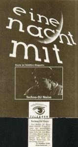 1995.05 Eine Nacht mit DJ Noise